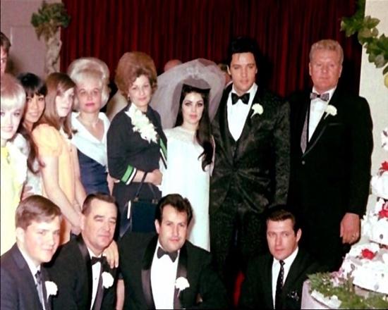 December 5 1970 Elvis Presley Was At George Klein S