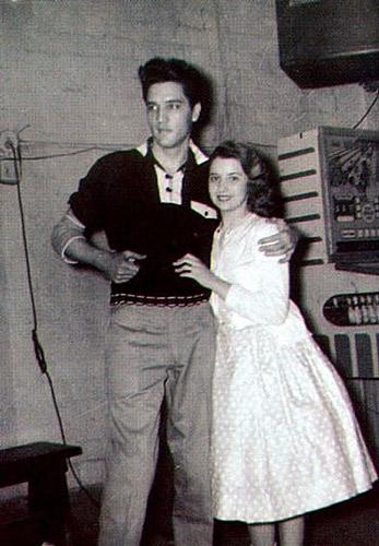 Elvis Presley S Teenage Girlfriends 1949 1955 Elvis