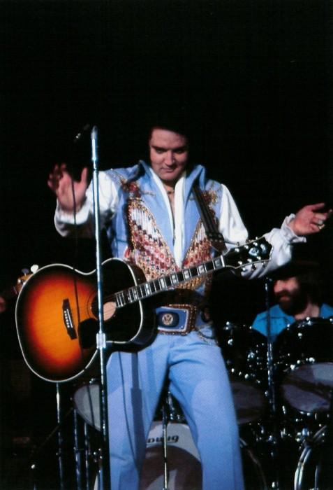 Elvis Presley Kuolema