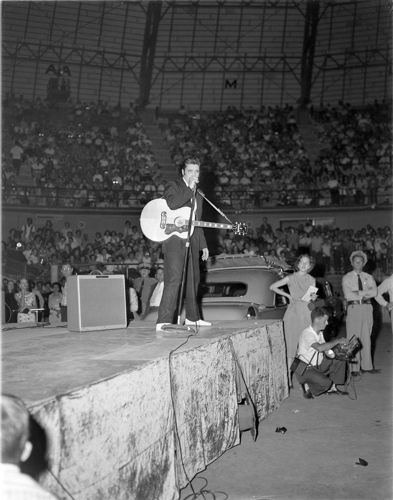 October 14 Events Today In Elvis Presley History Elvis