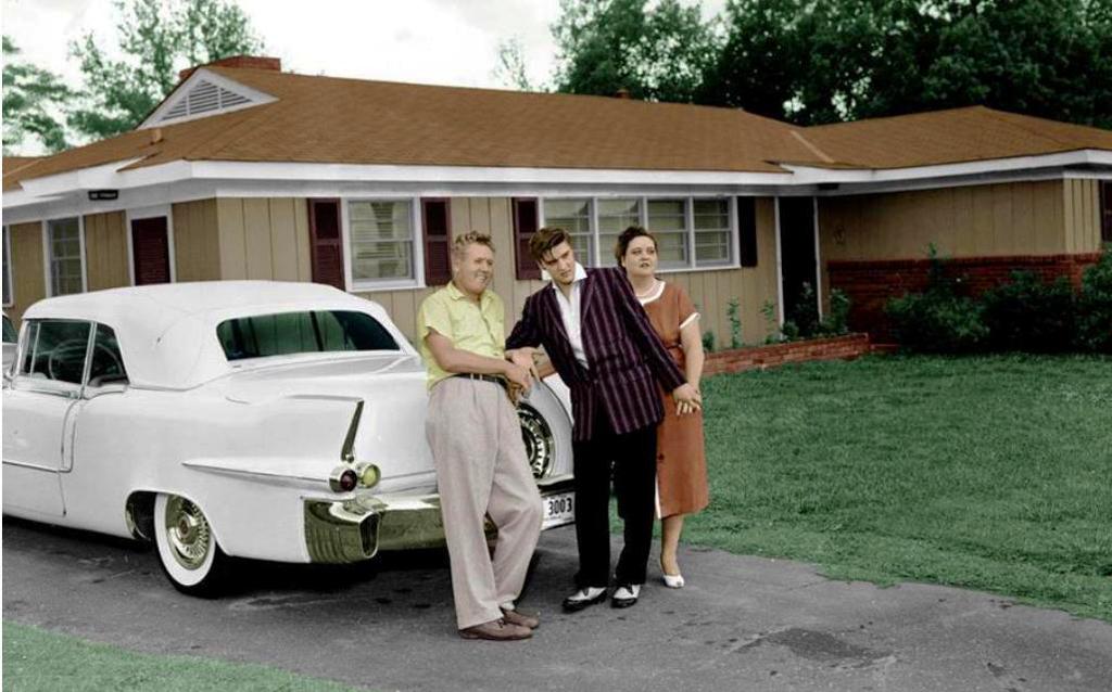 Bill Black Cadillac >> November 12 Events – Today in Elvis Presley History – Elvis Presley