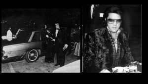 21 Photographs - January 16, 1971 - Elvis Presley Attends The Press Conference For The Jaycees Award