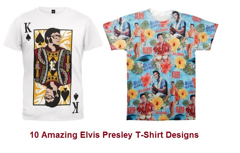 52 photographs elvis presley with his father vernon for Elvis t shirts wholesale