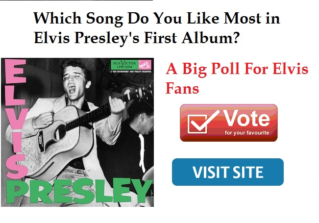 elvis presleys love for music Here's something i never thought i'd say it's new music from elvis presley well, mostly new the groundbreaking new album, elvis presley — where no one stands alone, releasing on august.