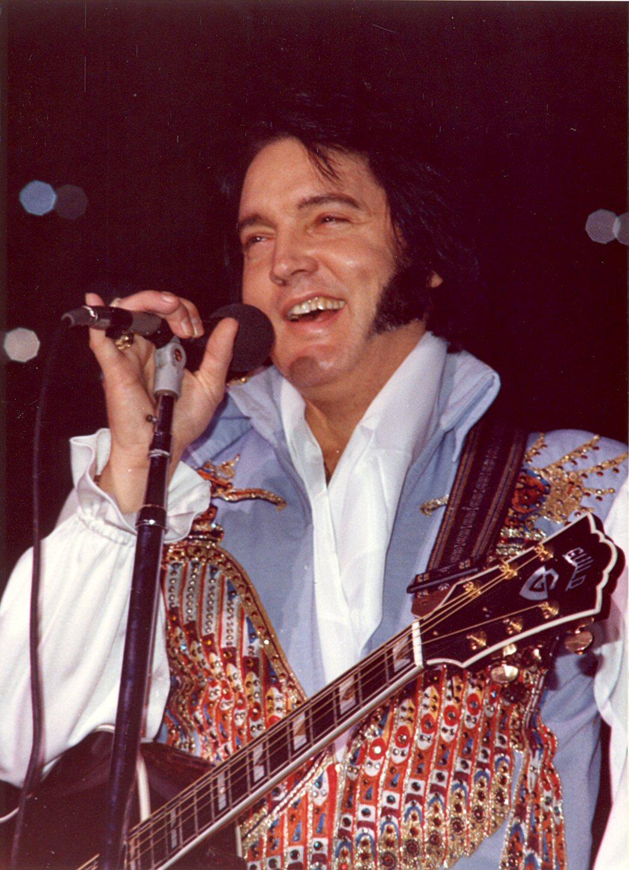 Elvis Presley Kuolinsyy