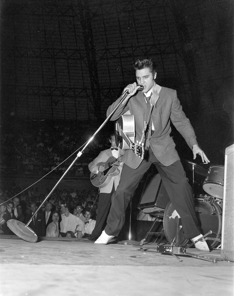 October 14 Events Today In Elvis Presley History Elvis