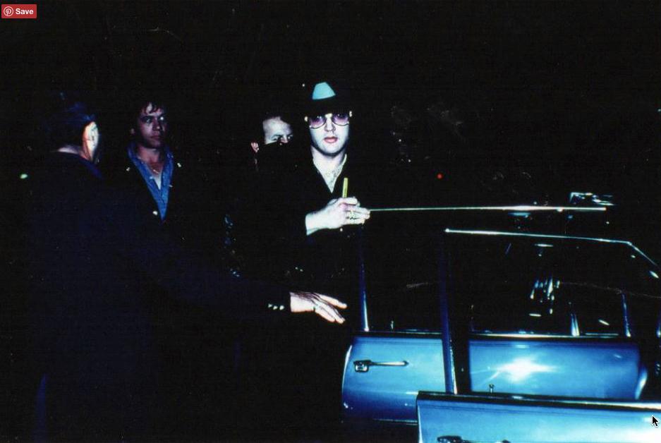 Rock And Roll Games >> February 12, 1977 – Elvis Presley Palm Beach International ...