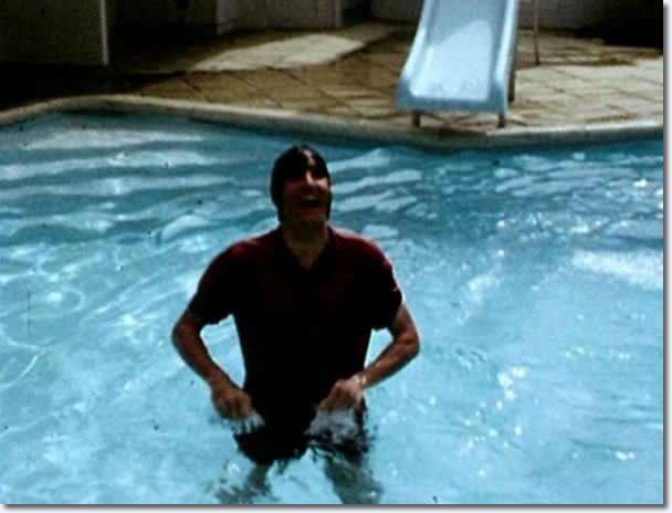 When elvis presley swimming 13 amazing historical - Swimming pool marie madeleine lyrics ...