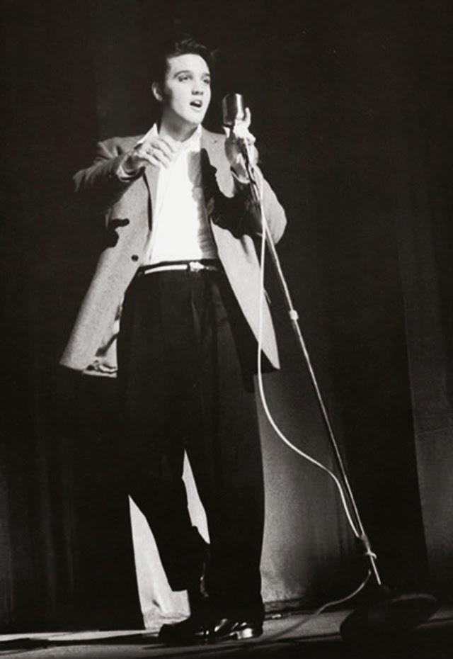 Elvis Presley's Rare Photos Concerts At The Florida