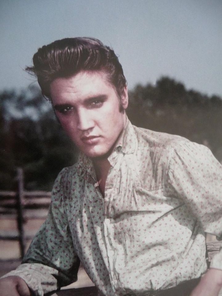 Kreditkartenabrechnung Von Elvis Presley